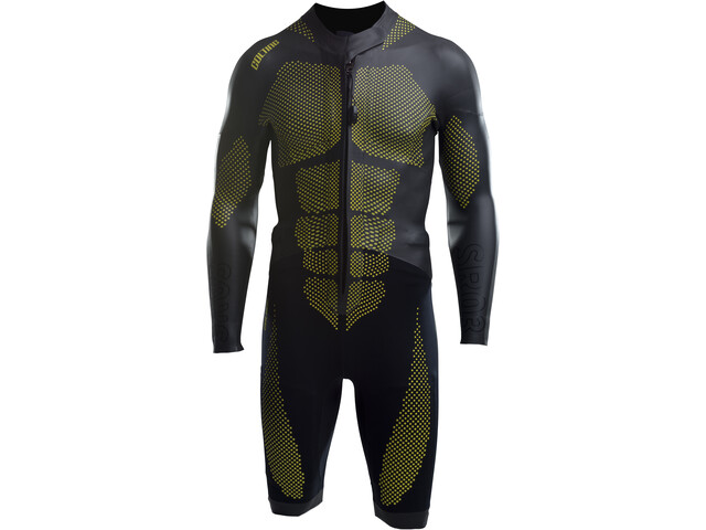 Colting Wetsuits Sr03 Swimrun Märkäpuku Miehet, black
